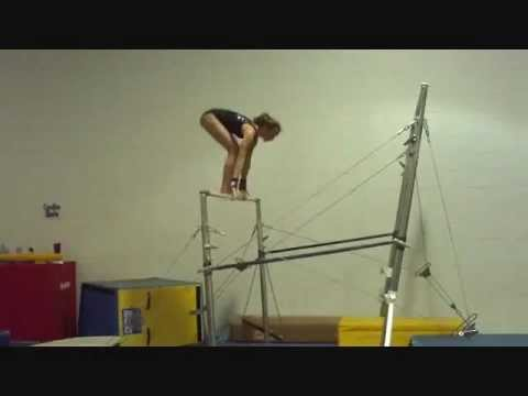USAG Level 5 Bar Routine Tutorial