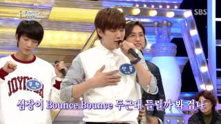 download lagu 1000 Songs Challenge 140126 - B1a4 Sandeul Bounce Cut gratis