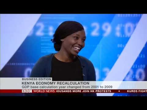 Kenya's economy grows by 25% after recalculation