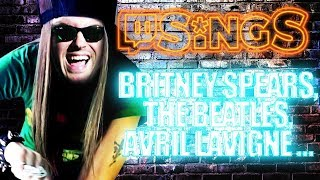 Twitch Sings #6 : Britney Spears, The Beatles, Avril Lavigne...
