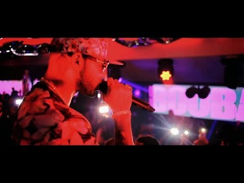 Booba - Cannes 2014