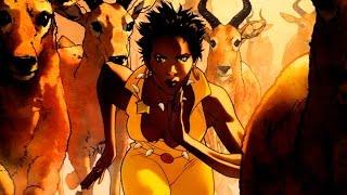 Superheroine Origins: Vixen