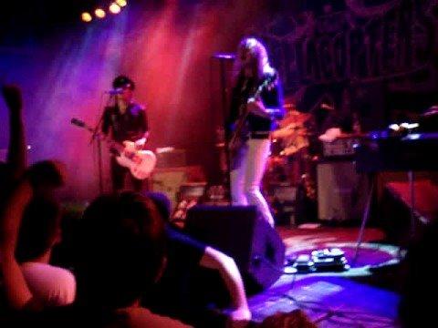 Hellacopters sista gig i Skåne 14/10-08