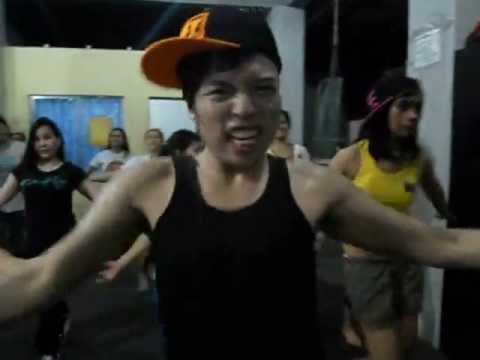 Cha Cha Dabarkads (eat Bulaga Steps) video