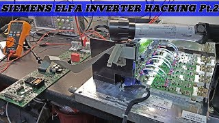 Hacking The Siemens Elfa2 Inverter Part 2