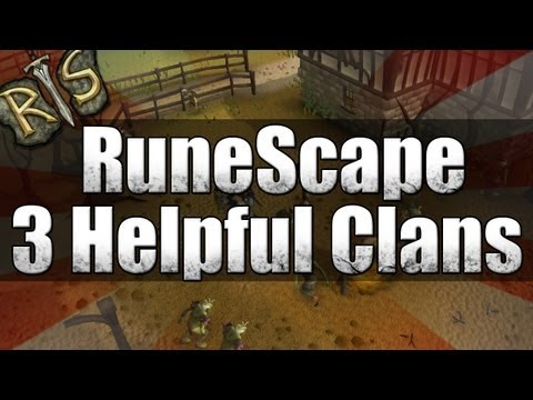 Runescape 2007 [Old School] - Three Clan Chats that Help YOU! - Altar, Rares, and PC!