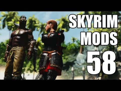 Skyrim Mods - Week #58: Skyrim Slavery. Pirates of the Pacific. Demon Werewolf