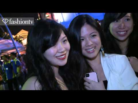 Asian Tv Forum Networking Party With Beautiful Ftv Girls   Fashiontv - Ftv video