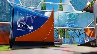 THIS PISTOL IS RIDICULOUS ON NUK3TOWN ON BLACK OPS 3......