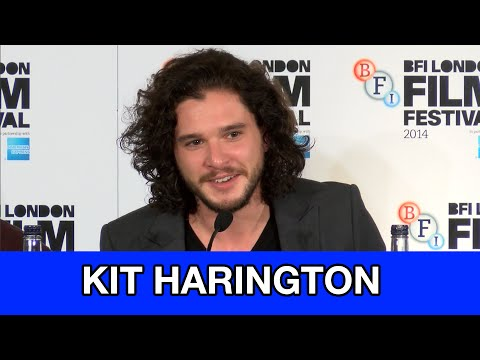 Game of Thrones Star Kit Harington Interview - Testament of Youth & Jon Snow