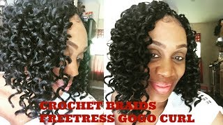 "Crochet Braids FreeTress GoGo Curl 26"""