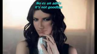 Watch Laura Pausini Its Not Goodbye video
