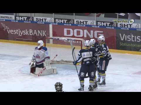 24-01-14 highlights Blue Fox - Rungsted Ishockey