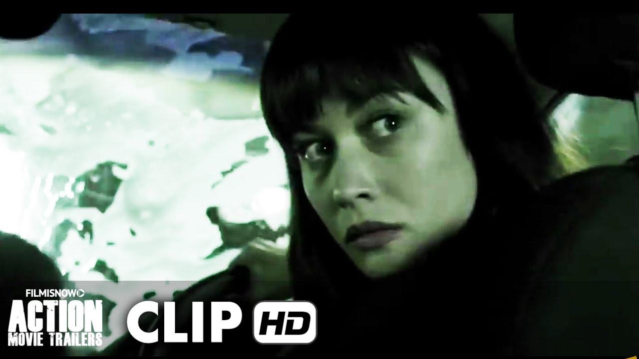 Momentum Movie CLIP 'Car Chase' (2015) - Olga Kurylenko Movie [HD]