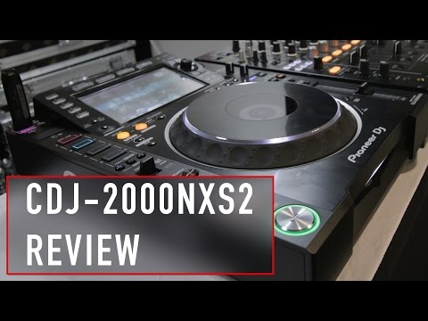 Cotts & Ravine - Pioneer CDJ-2000NXS2 Review