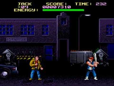 Last Action Hero (SNES) Version One
