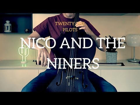 Twenty One Pilots - Nico and The Niners for cello and piano (COVER)