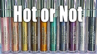 MAYBELLINE Color Tattoo EYE CHROMES | Hot or Not