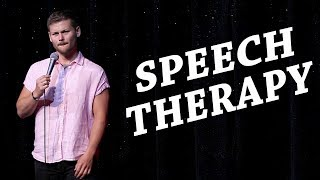 Drew Lynch Stand-Up: Speech Therapy Doesn't Work