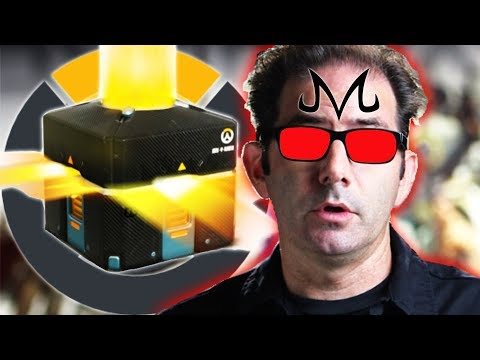 Overwatch - The Sacrificial Loot Boxes!