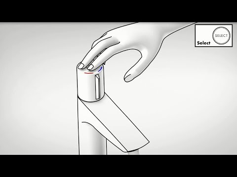Hansgrohe Select Washbasin mixer
