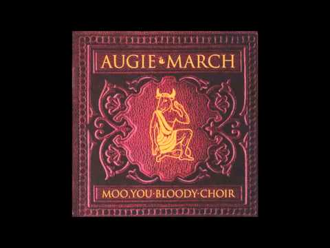 Augie March - Thin Captain Crackers