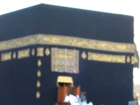 Live - Opening Of The Ka'aba Door (hd) - Must See  -  (xxiisnip3diixx) video