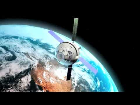 3D Animation Film - NASA Mission Redirect Asteroid Video