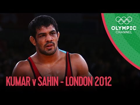 Sushil Kumar (IND) Wins Freestyle 66kg Wrestling Gold - London 2012 Olympics