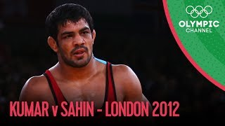 Wrestling Men's GR 66 kg 1/8 Finals/Rep Rnd 1 - India v Turkey Replay - London 2012 Olympic Games