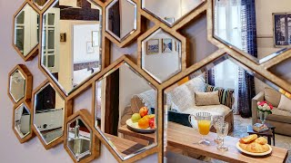 Interior Design / Decorating with Mirrors part 1 / 34 ideas