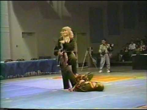 Kuk Sool Won Master Cheryl Self Defense Image 1