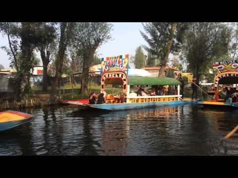 #Xochimilco #Jubel