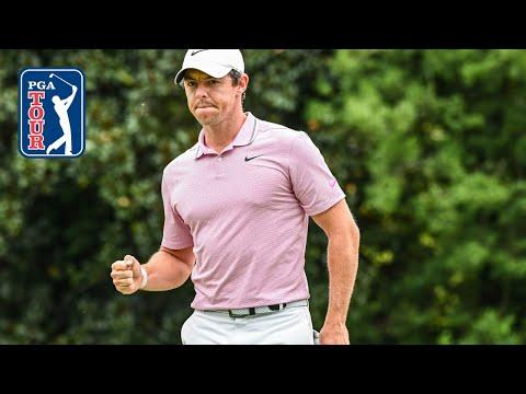 Rory McIlroy's top shots from the 2018-19 PGA TOUR Season (non-majors)