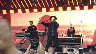 Talking to Myself, Battle Symphony, Invisible - Linkin Park NEW SONGS on Jimmy Kimmel Live! 5/18/17