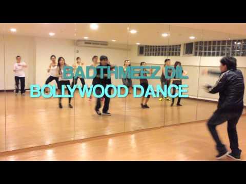 Bollywood Dance -- Badtameez Dil