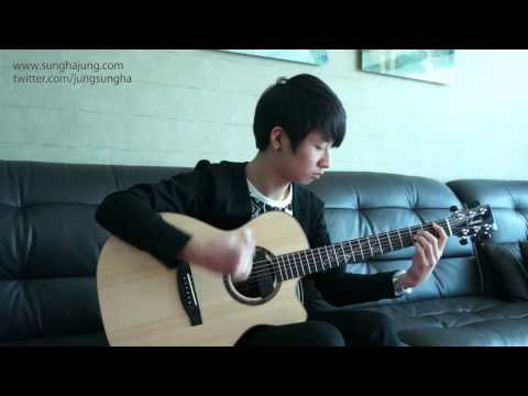 Sungha Jung - Set Fire To The Rain