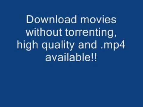 How To Download Mp4 Movies And Shows Without Torrent! video
