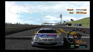 Gran Turismo 3 Part 30.5-Max Speed in CLK Touring Car!!