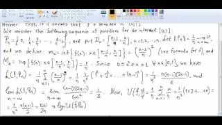riemann integral of a discontinuous function by tutor4uk.mp4