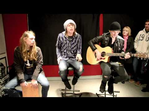 The Ready Set - Young Forever - 96.1 Kiss video