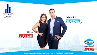 Property Listing - Nick R. L & Rina l Bedok Reservoir