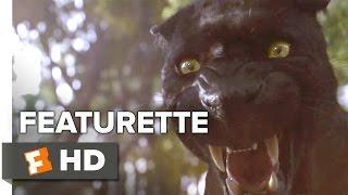 The Jungle Book Featurette - Discovery Tech (2016) - Bill Murray, Ben Kingsley Movie HD - Продолжительность: 60 секунд