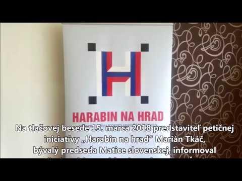Harabin na Hrad - YouTube