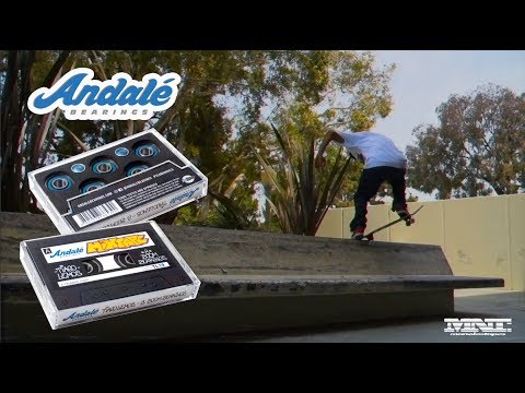 Tiago's Mix Tape | Andalé Bearings