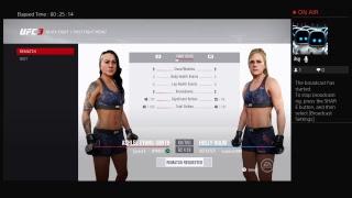 Ufc 3 fights