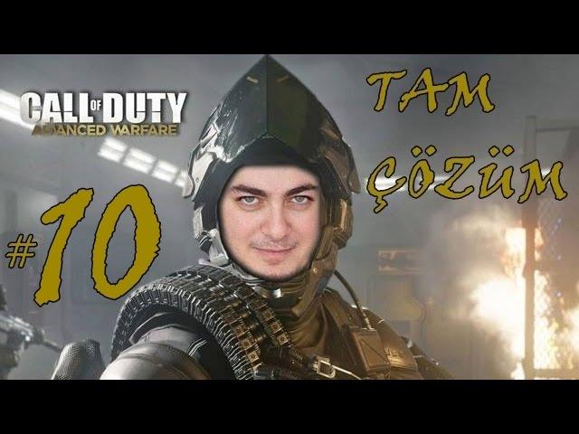 Call of Duty: Advanced Warfare OynuYorum #10 TANK