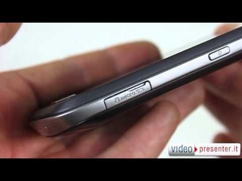 Samsung Galaxy Next GT-S5570 Recensione Prezzo | VIDEOPRESENTER.it
