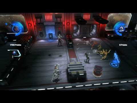 Star Wars The Clone Wars: Republic Heroes Gameplay II