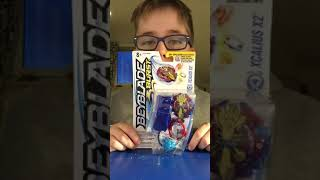 Beyblade Burst Xcalius X2 Unboxing Deutsch/german